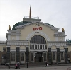 Железнодорожные вокзалы в Вельске