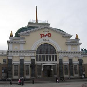 Железнодорожные вокзалы Вельска